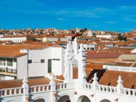 Mejores zonas donde alojarse en Sucre, Bolivia