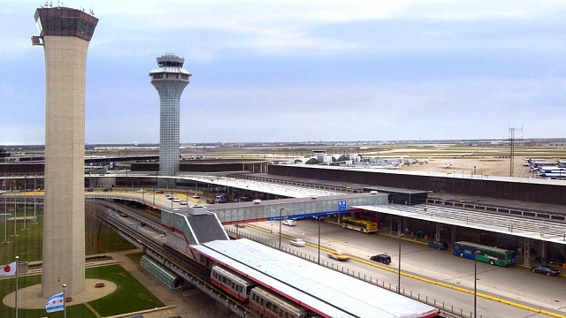 Mejores zonas donde hospedarse en Chicago - Cerca del Aeropuerto Internacional O'Hare