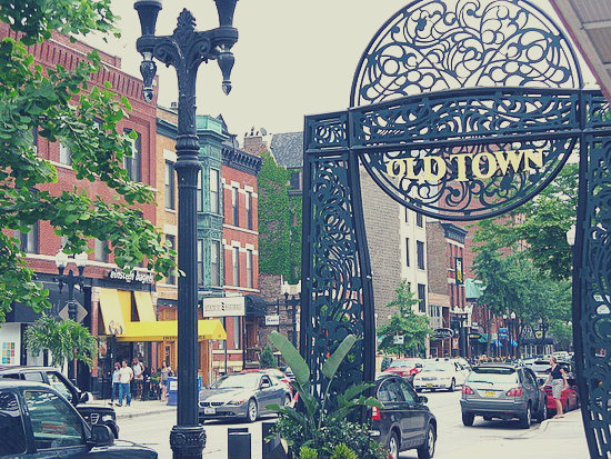 Old Town - Where to stay in Chicago