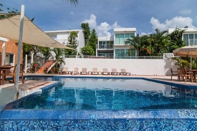 Best areas to stay in Playa del Carmen - Playacar II