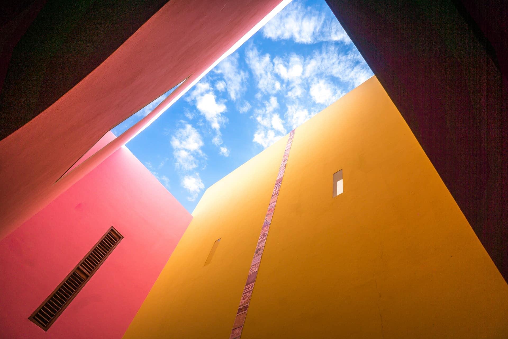 Las mejores zonas donde alojarse en Mérida, México