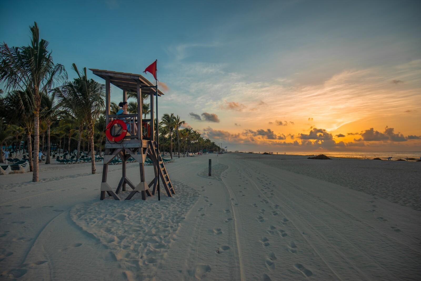 Las mejores zonas donde alojarse en Playa del Carmen, México