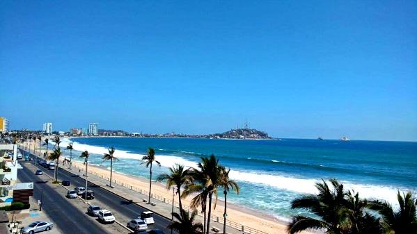 Dónde alojarse en Mazatlán - El Malecón