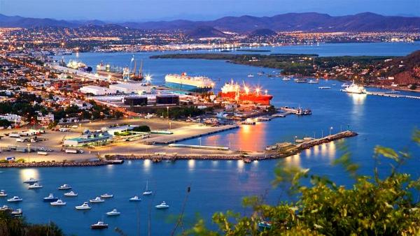 Dónde alojarse en Mazatlán - Zona Marina