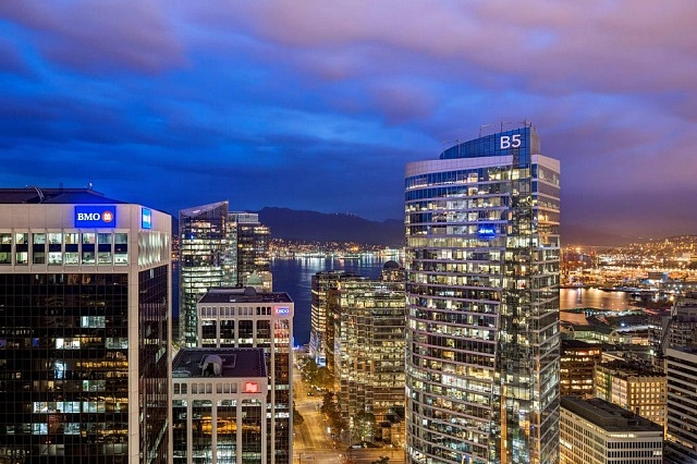 Best areas to stay in Vancouver, Canada - Downtown Vancouver