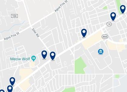 Alojamiento cerca de la University of Art and Design - Haz clic para ver todo el alojamiento disponible en esta zona