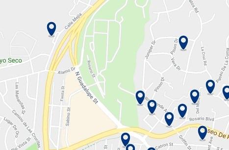 Alojamiento cerca del Museum of International Folk Art - Haz clic para ver todo el alojamiento disponible en esta zona