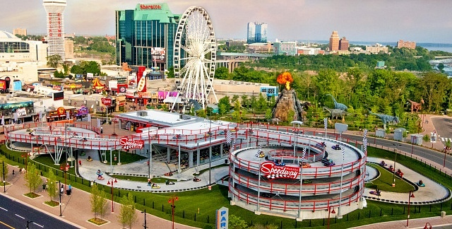 Best areas to stay in Niagara Falls, Canada - Clifton Hill