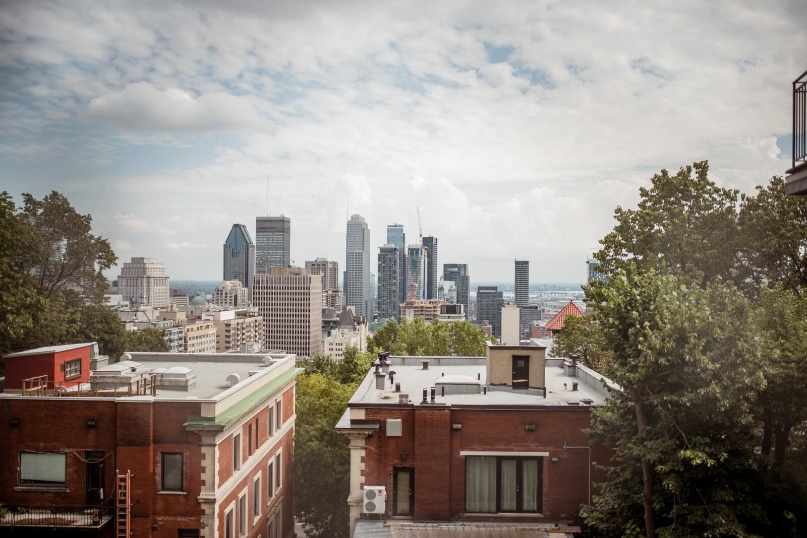 Las mejores zonas donde alojarse en Montreal, Canadá