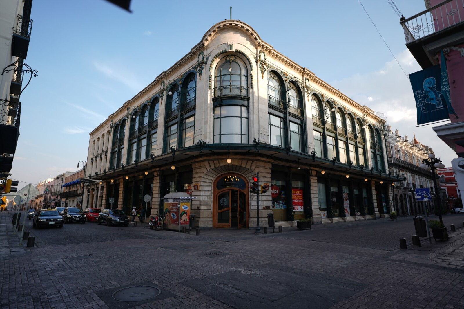 Las mejores zonas donde alojarse en Puebla, México