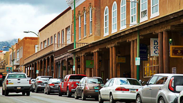 Dónde alojarse en Santa Fe - Southwest