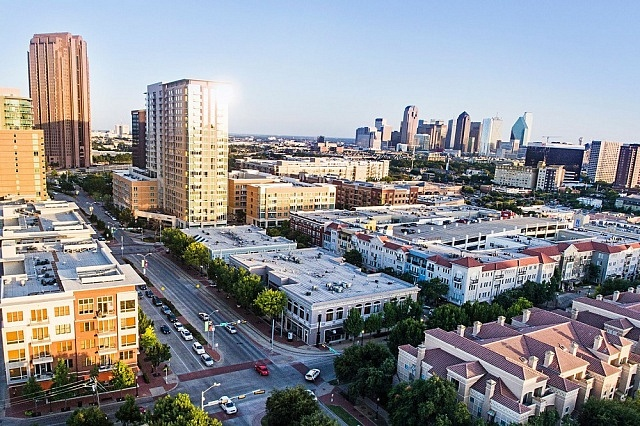 Where to stay in Dallas - Uptown