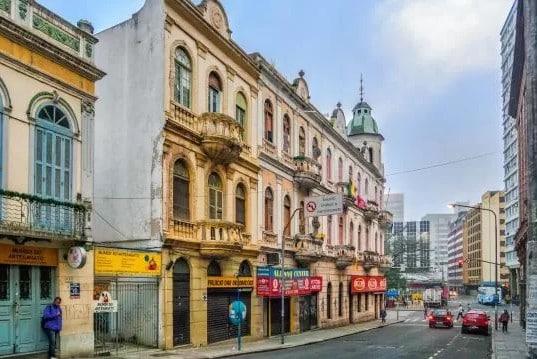Where to stay in Porto Alegre - City Center