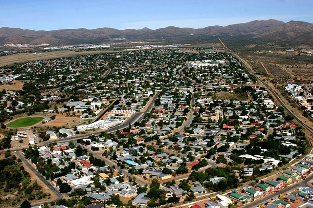 Where to stay in Windhoek - South Windhoek