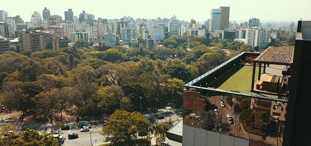 Where to stay in Porto Alegre - Moinhos de Vento