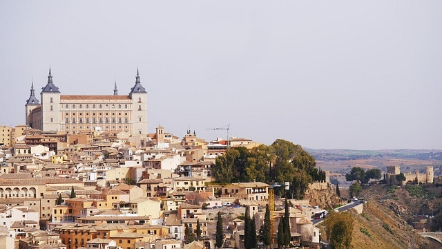 Where to stay in Toledo - Near the Alcázar