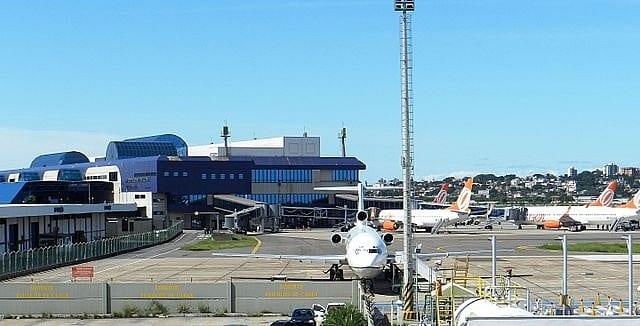 Where to stay in Porto Alegre - Near the airport