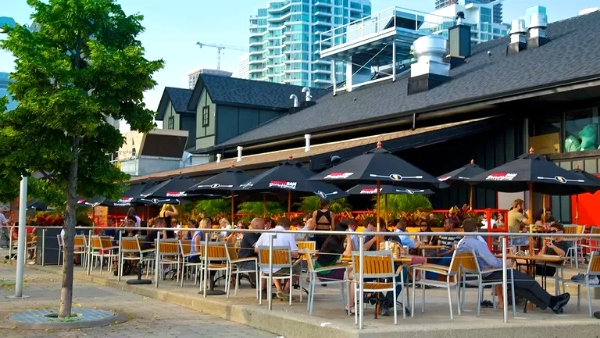 Harbourfront - Best areas to stay in Toronto