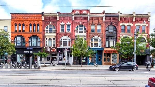 West Queen West - Mejores barrios donde alojarse en Toronto
