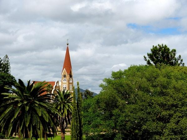Safest area to stay in Windhoek, Namibia - East & Klein Windhoek