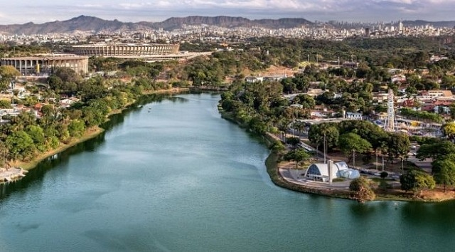 Dónde hospedarse en Belo Horizonte, Brasil - Pampulha