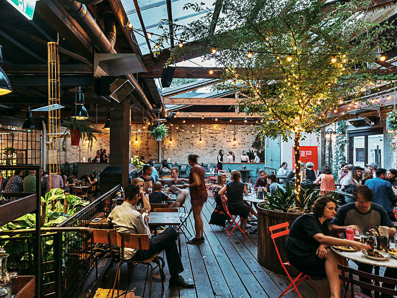 Collingwood, one of the best areas to stay in Melbourne for foodies