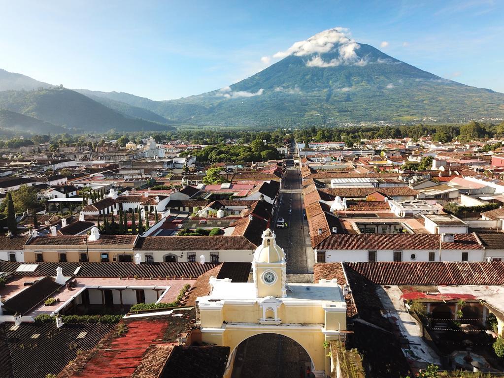 Dónde alojarse en Antigua Guatemala - Centro Histórico
