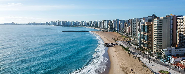 Dónde alojarse en Fortaleza, Brasil
