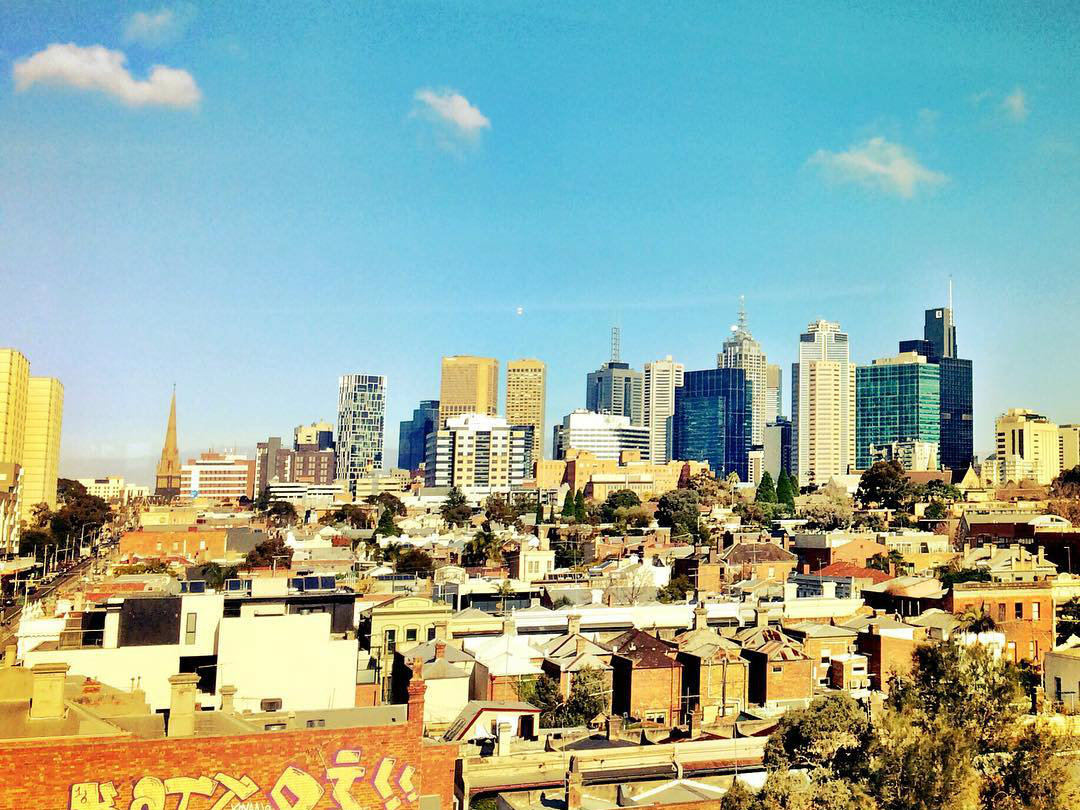 Best areas to stay in Melbourne - Fitzroy
