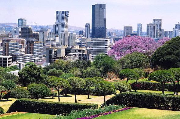 Best areas to stay in Pretoria - CBD width=