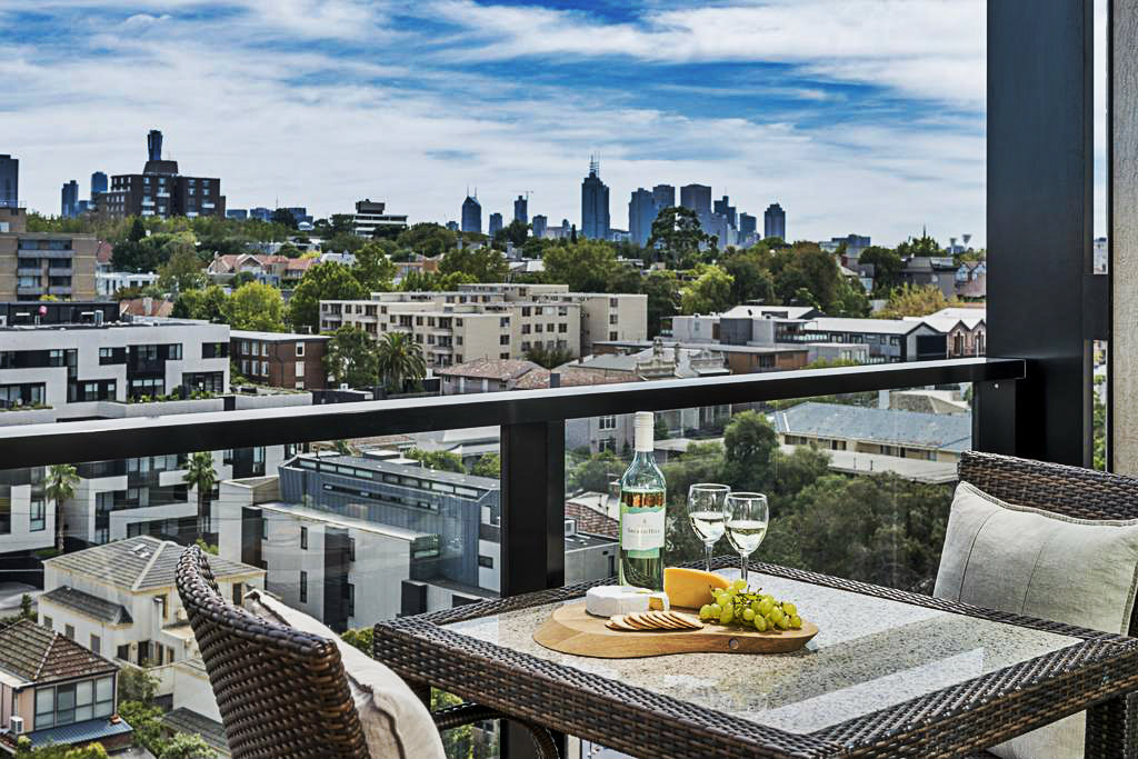 Where to stay in Melbourne - South Yarra