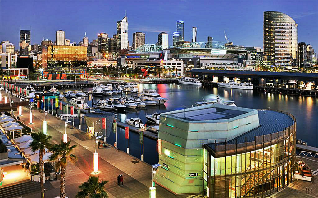 Best suburbs to stay in Melbourne - Docklands