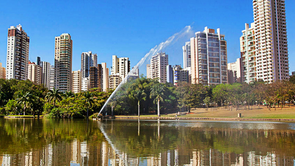 Where to stay in Goiânia - Setor Central or City Center