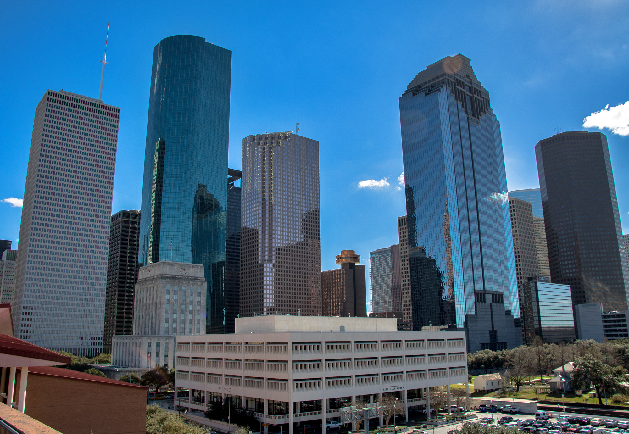 Where to stay in Houston - Downtown Houston