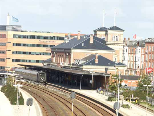 Where to stay in Aalborg, Denmark - Close to the central train station