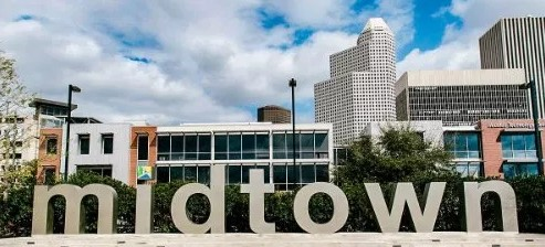 Where to stay in Houston, TX - Midtown
