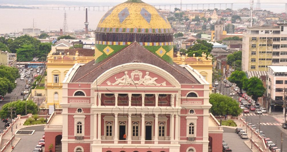 Where to stay in Manaus - City Center