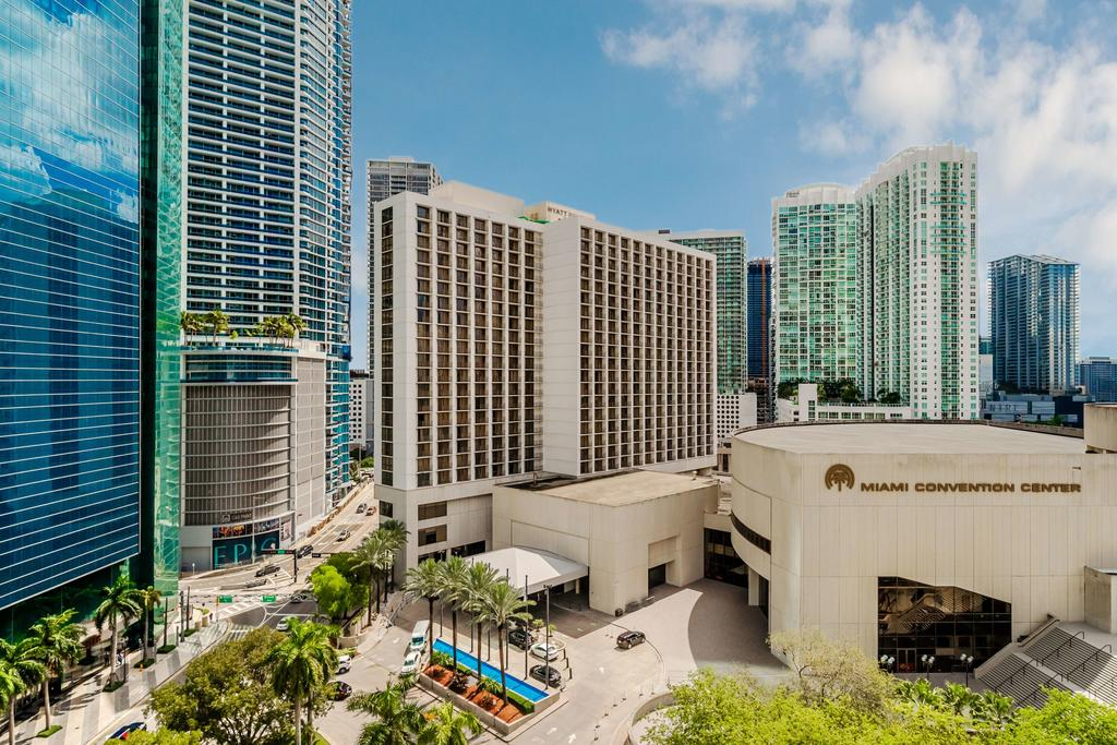 Where to stay in Miami - Downtown Miami