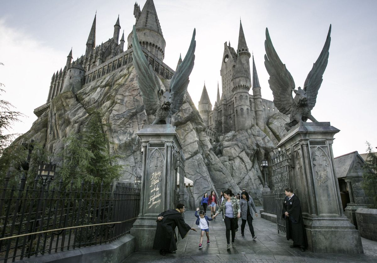 Where to stay in Orlando - Near Universal Studios and the Harry Potter's theme park