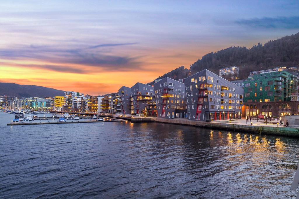 Where to stay in Bergen, Norway - Årstad