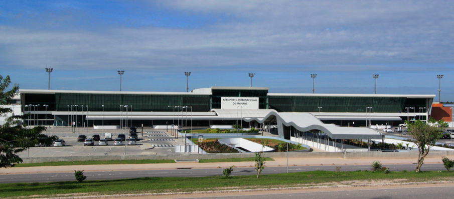 Where to stay in Manaus - Near the airport