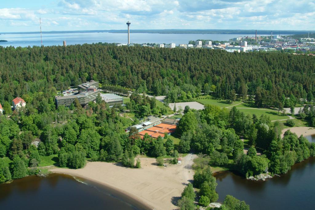 Where to stay in Tampere, Finland - Kaakinmaa, Pyynikinrinne y Nalkala