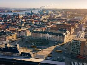 Las mejores zonas donde alojarse en Aalborg, Dinamarca