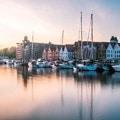 Las mejores zonas donde alojarse en Bergen, Noruega