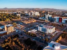 Las mejores zonas donde alojarse en Gaborone, Botsuana