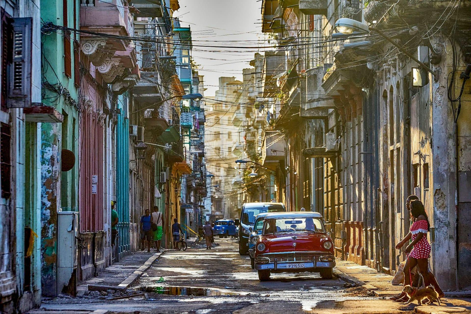 Las mejores zonas donde alojarse en La Habana, Cuba