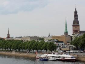 Las mejores zonas donde alojarse en Riga, Letonia