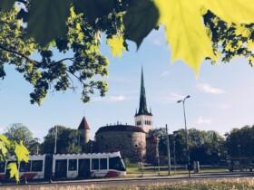 Las mejores zonas donde alojarse en Tallin, Estonia