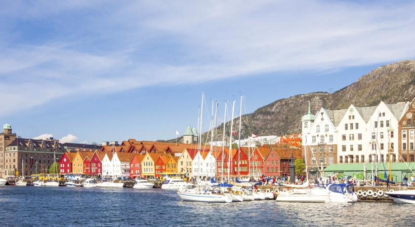 Best areas to stay in Bergen - City Centre