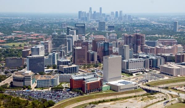 Best areas to stay in Houston - Texas Medical Center